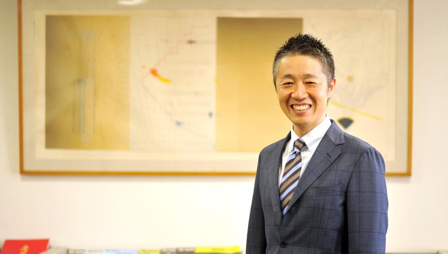 代表取締役社長 河野 俊一郎